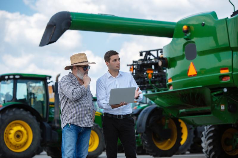 Prevención de Riesgos Laborales en Maquinaria Agrícola (100% Online)