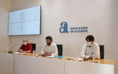 ASAJA y la Diputación de Alicante trabajarán para recurrir el decreto del Gobierno contra el Tajo-Segura
