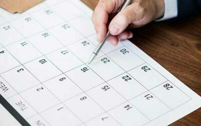 Calendario de Seguros Agrarios