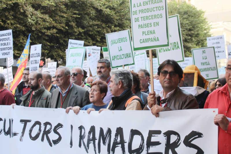 El campo pide acción 1 año después de las manifestaciones