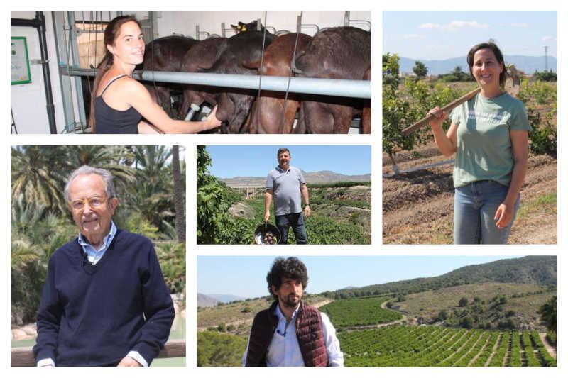 ASAJA  entrega sus premios y homenajea a agricultores y ganaderos por su labor durante el COVID