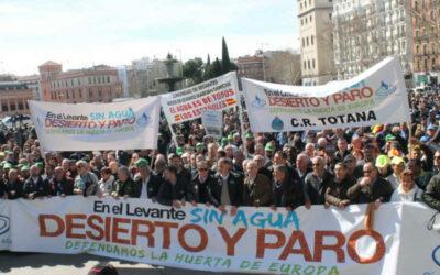 Asaja denuncia que Teresa Ribera promueve la inseguridad hídrica