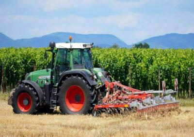 Mantenimiento de Máquinas Agrícolas de Accionamiento y Tracción (100% Online)