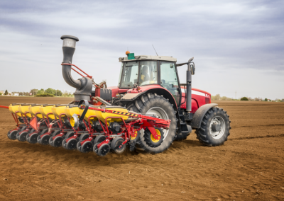 Mantenimiento de los Equipos de Preparación del Suelo en Agricultura (100% online)